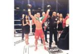 Кикбоксьор с неврокопски корени излиза в бой за световната титла