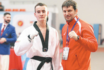 Дупнишкият гладиатор М. Джорджев наби олимпийски шампион, остана без медал