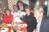 Фамилията на общинския съветник Сн. Сотирова чества 50-годишен юбилей на съпруга Иван и 27-и рожден ден на сина Радослав