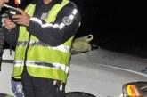 КАРЪК! Пиян шофьор се заби в патрулка