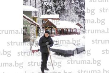 Туристическите бази и обекти над Рилския манастир блокирани в снежен капан, резервациите на десетки туристи за Нова година провалени