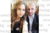 Чаровната студентка Фатме първа поздрави съпруга си д-р Мехмед Узунов за рождения му ден