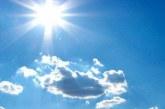 Слънчево с максимални температури между 10° и 15°