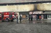 Пожар изпепели дискотека в Разлог