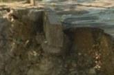 Проливните дъждове изплашиха хората в Гоцеделчевско! Пропадна пътя край Вълкосел