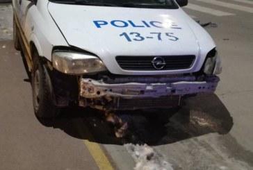 33-годишен разби с джип две патрулки, за да избяга от проверка