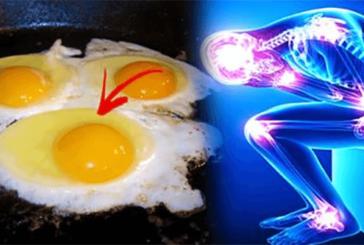 Вижте какво се случва с тялото ни, ако ядем по три яйца всеки ден