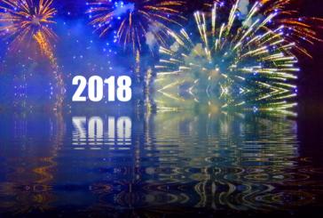 В тези държави следващата година НЕ е 2018