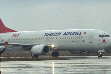 Сигнал за бомба свали самолет на турските авиолинии