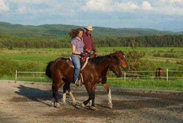 Германка и французин ще правят първата конна база с открит манеж за езда в Банско