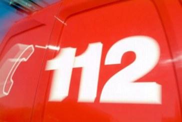 """На пожар звънят на 112! Мъж лежи на ул.""""14-ти полк"""" в Благоевград"""