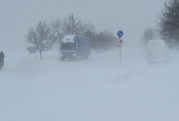 Днес нахлува студ, очаква ни сняг в цялата страна