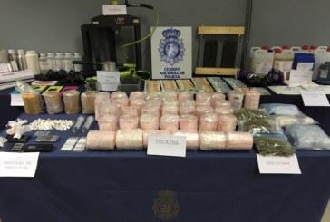 УДАР! Спипаха 754 килограма дрога в пратка ананаси