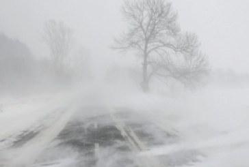 Опасно време днес! Благоевград в центъра на снежната виелица