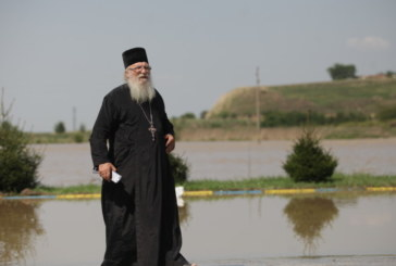 Горя приютът на отец Иван в Нови хан