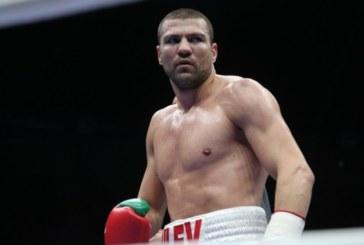 Tервел Пулев в битка за титлата на 24 март