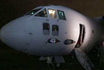 """Военно-окръжната прокуратура се сезира за инцидента със самолета """"Спартан"""""""