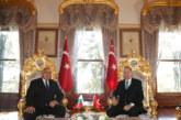 Борисов разговаря на 4 очи с Ердоган