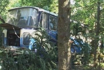 Заловиха дълго издирван собственик на автобус-убиец