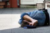 14-г. нарита до смърт бездомник, приятелите му снимали