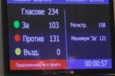 """Кабинетът """"Борисов 3 """" оцеля"""
