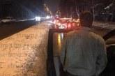 """Тежка катастрофа при автокомплекс """"В и В"""" в Перник, двигателят на колата изхвърча"""