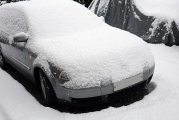 Три неща, които не могат да бъдат оставени в кола, когато температурите са под нулата