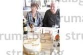 50 г. след сватбата бившият шофьор на линейка в здравната служба в благоевградското с. Селище и съпругата му се венчаха в църква пред децата, внуците и кумовете