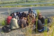 Нелегални мигранти откриха в български тир в Сърбия