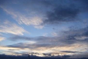 Облаците си отиват, идва вятър