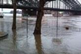 ПАНИКА! Наводнения в Германия, реките преляха