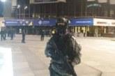 Полиция и жандармерия евакуираха НДК