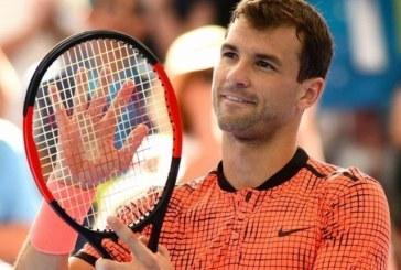 Гришо излиза на корта във втория кръг от Australian Open