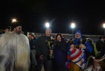 Село Крупник спечели първото място на кукерския фестивал в Симитли