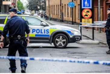 Взрив до метростанция в Стокхолм