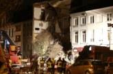 УЖАС В БЕЛГИЯ! Мощна експлозия затрупа хора под жилищна сграда
