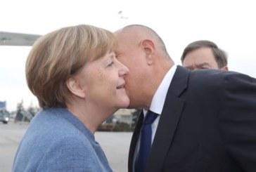 Меркел: Благодаря на България, че пази границата на ЕС