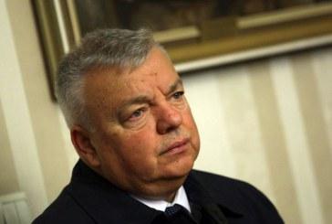 Шефът на НСО Ангел Антонов подаде оставка