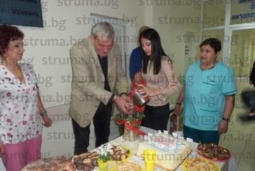 Двоен празник в МБАЛ- Благоевград! Болничната служителка Силвия Христова стана майка навръх Бабинден
