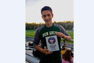 Футболен талант от Кочан прави фурор в Пенсилвания – MVP, голмайстор и най-добър нападател на 2017 г.