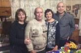 Родителите на бившия МВР министър Веселин Вучков отпразнуваха златна сватба