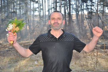 На връх именния си ден Боян Василев хвана кръста в Разлог