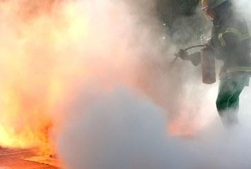ОГНЕН УЖАС! Бивш учител изгоря в дома си