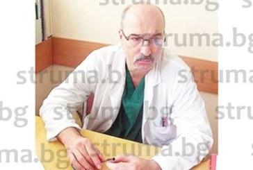 Вирус тръшна управителя доц. Недин ден преди прокурист да влезе в общинската болница в Дупница