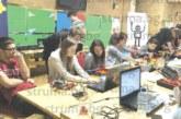 Младежи от Разлог, Банско и Благоевград конструираха роботи на форум в Полша, впечатлиха връстниците с вита баница