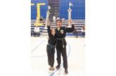 Внучки на ексдепутат от Разлог станаха шампионки по карате на Калифорния