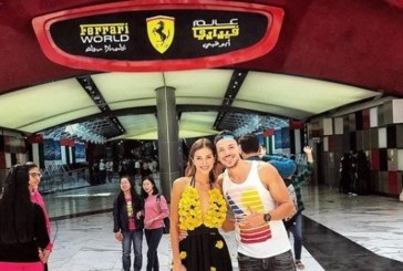 Лудия репортер Петканов потроши магазин в Дубай на медения си месец с Алекс (Подробности)