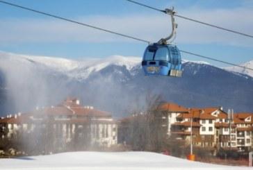 Ски зоната в Банско затворена заради бурен вятър