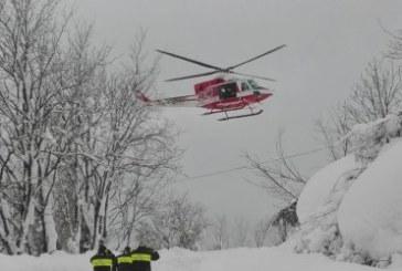 Четири хеликоптера кръжат над Италия, 150 души в истински ужас
