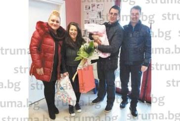 Изписаха от болница ПУЛС първото бебе за 2018 г. на Благоевград